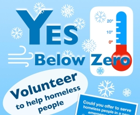 YES - Below Zero Vol Flyer